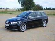 2007 Audi S4 AUDI RS4 4.2 V8 QUATTRO BLACK AVANT ESTATE 2007 07