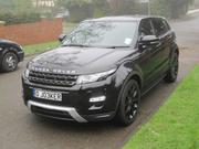 Land Rover 2012 Range Rover Evoque Dynamic 2.2 Manual 5 Door