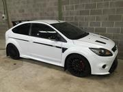 2010 Ford 2521 cc 2010 FORD FOCUS RS WHITE