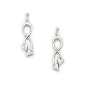 Get The Best Silver Earrings From Ortak