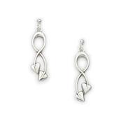 Get The Best Silver Earrings From Ortak